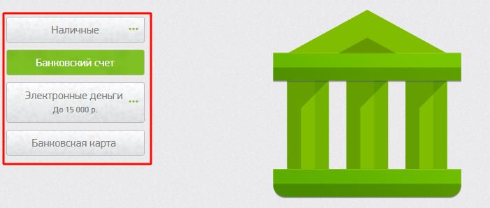 оформление онлайн-займа с переводом на личный банковский счет